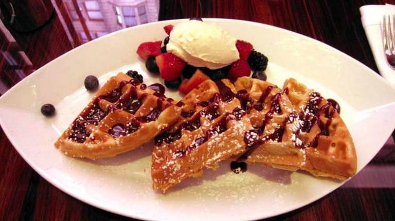 Waffles | © Ayleen Gaspar/Flickr