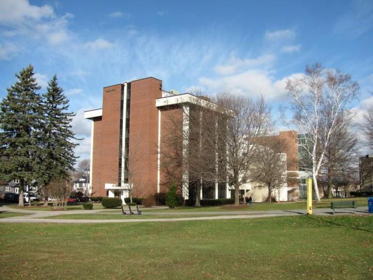 Southworth Planetarium University of Southern Maine, Portland Maine