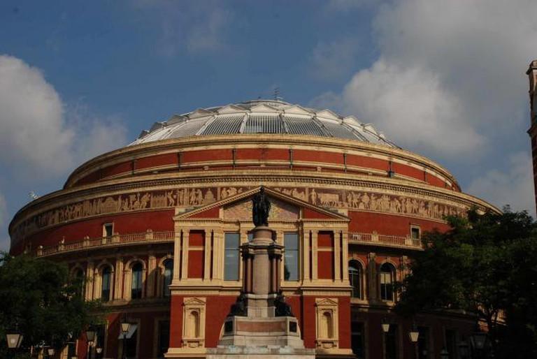 The Royal Albert Hall   © Rob/Flickr