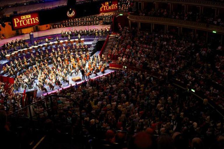 The BBC Proms   © Paul Hudson/Flickr