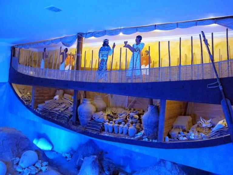 Bodrum Museum of Underwater Archaeology | © sailko/WikiCommons