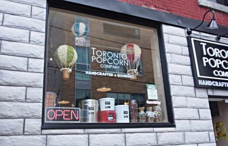 The Toronto Popcorn Company | Courtesy of The Toronto Popcorn Company