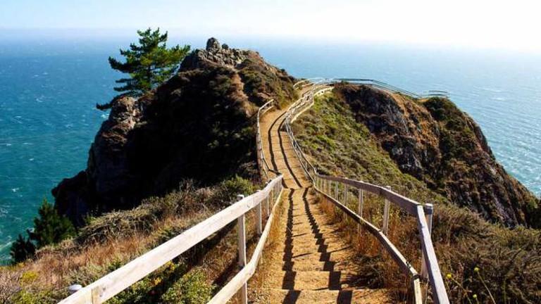 Muir Beach Overlook I ©Kristina D.C. Hoeppner/Flicker