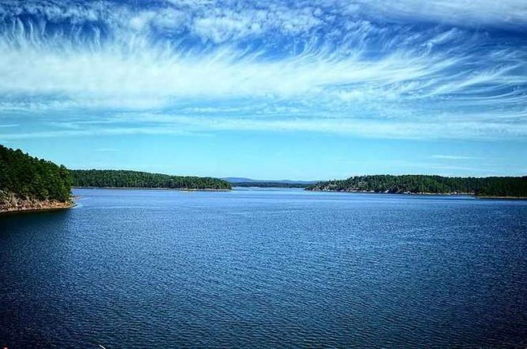 Degray Lake Resort State Park   © Lake Degray/Wikicommons