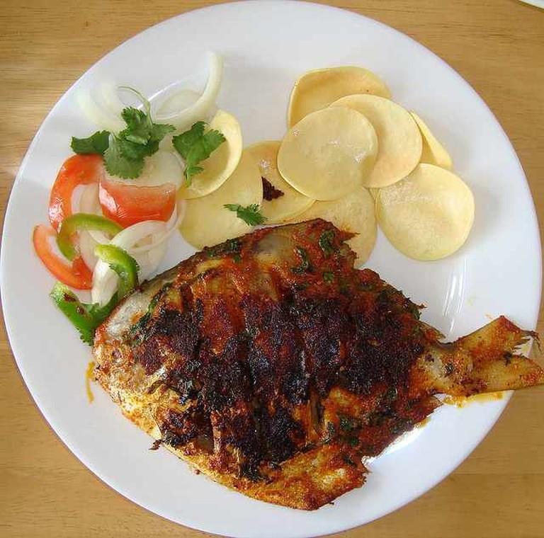 Fish Fry Yummy! | © siddhu2020/Flickr