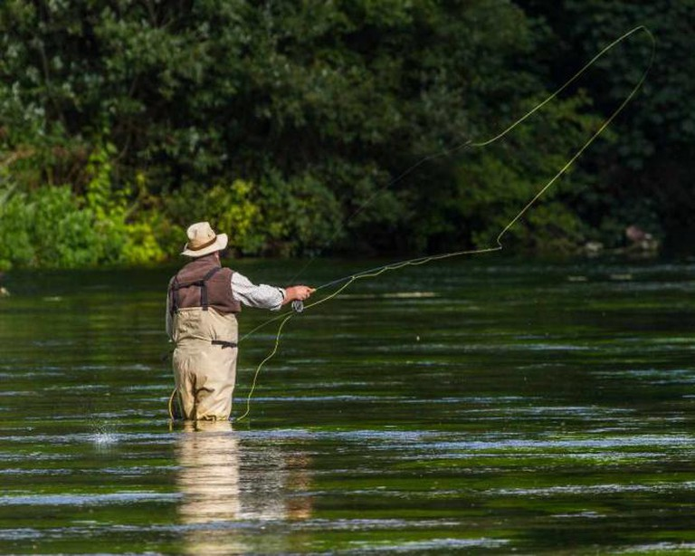 Fly fishing | © Andy Morffew/Flickr