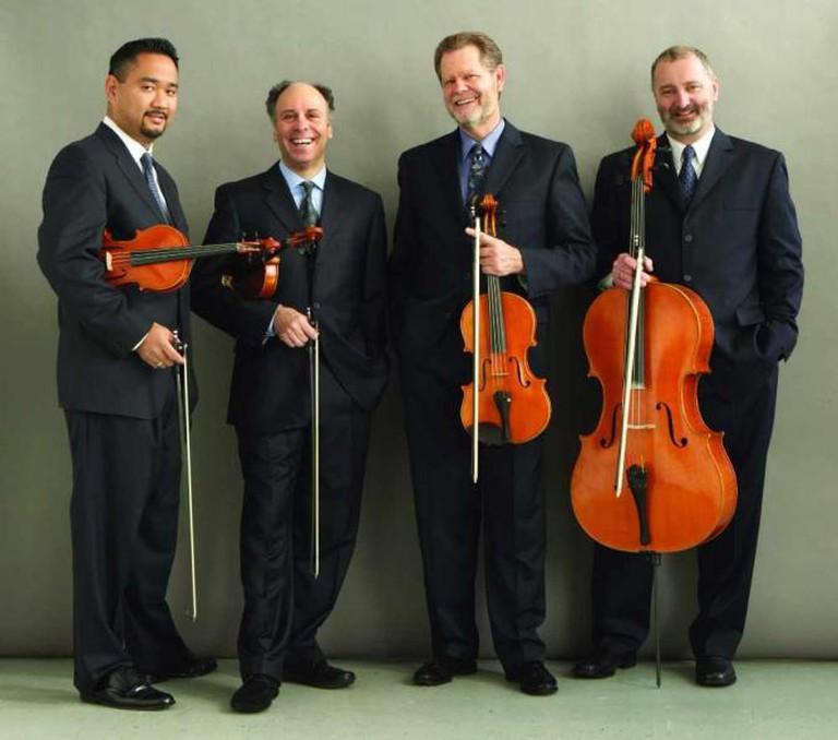 Alexander String Quartet   Rory Earnshaw