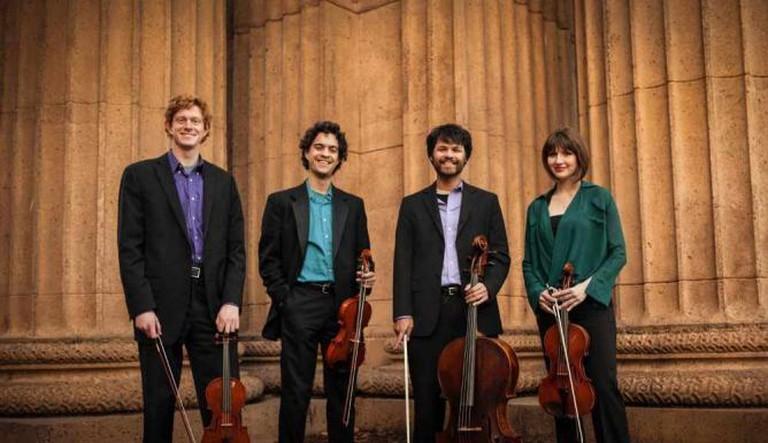 Friction Quartet   Friction Quartet