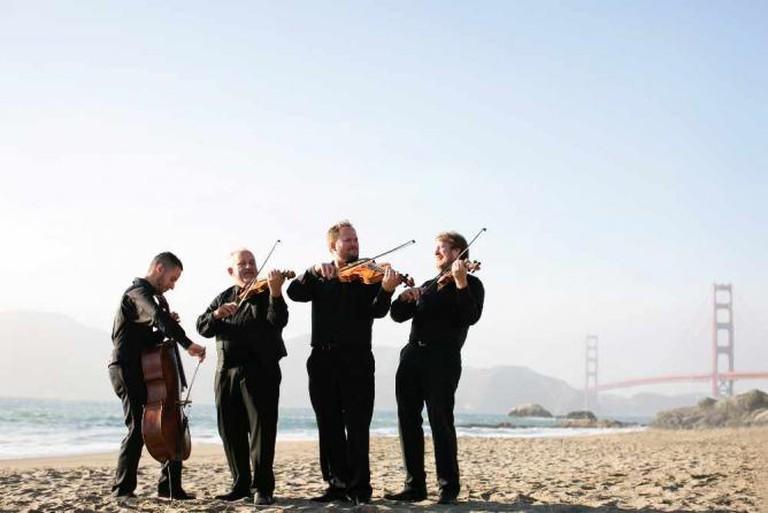 Quartet San Francisco   Megan Reeves