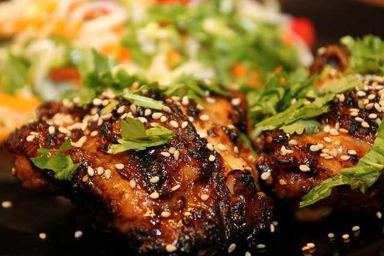 Teriyaki chicken   © Erik Junberger/Flickr
