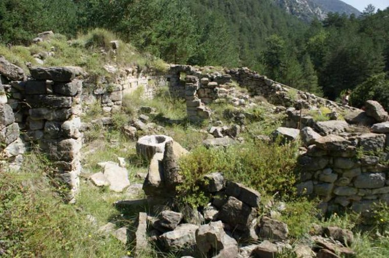 Ruins Sebastia