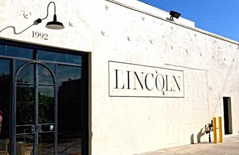 Storefront of Lincoln   © Sabina Li