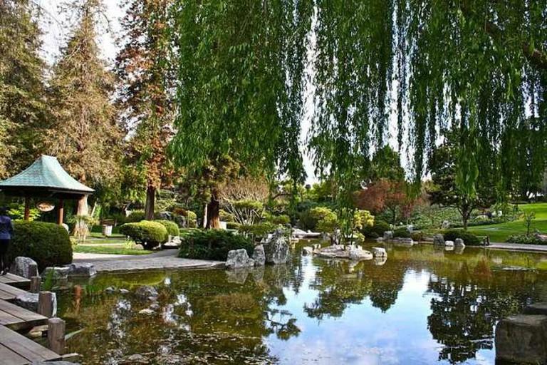 Japanese Friendship Garden | © Maya Visvanathan/WikiCommons