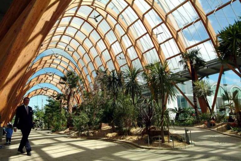 Inside the Winder Garden | © Welcome to Sheffield/flickr