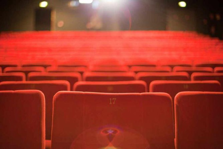 Cinema | © m4tik/Flickr