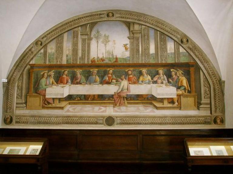Cenacolo di Fuligno   © Sailko/WikiCommons