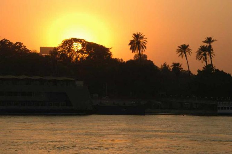 Sunset over the Nile | © Maureen/Flickr
