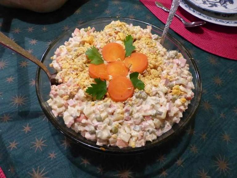 Salad | © Dr. Bernd Gross/WikiCommons