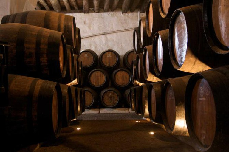 Barrels | © Peter/WikiCommons