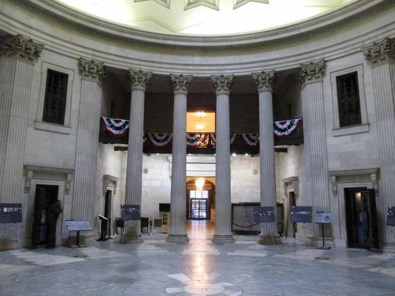 Federal Hall National Memorial, Manhattan, New York | © Ken Lund/Flickr