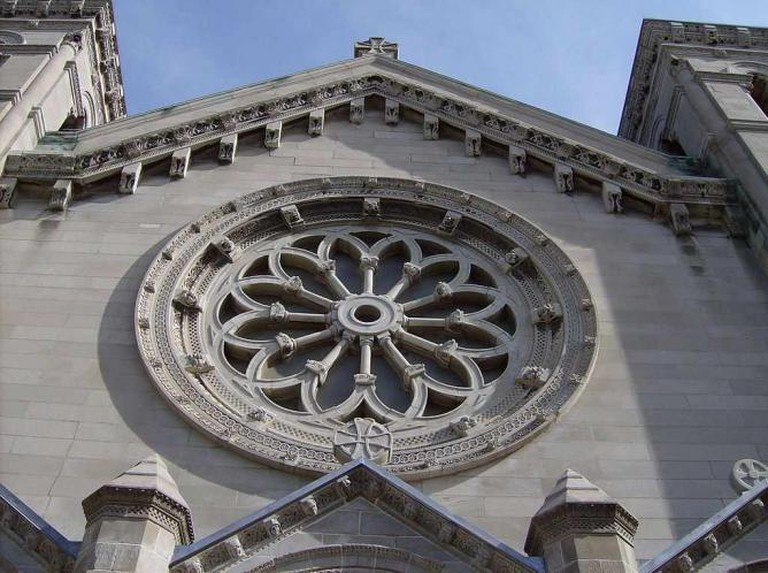 St. Clement Church, Rose Window|© Victorgrigas/WikiCommons