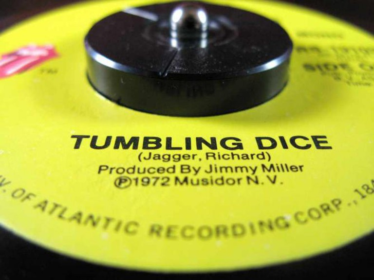 Tumbling Dice   © Kevin Dooley/Flickr