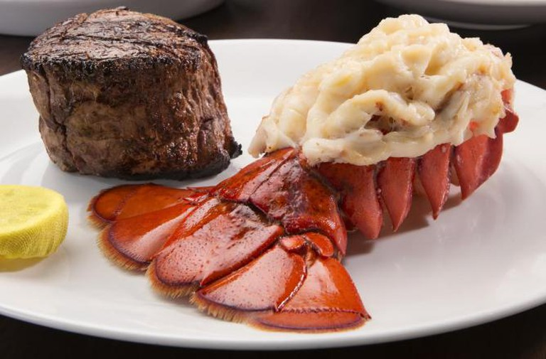 Photo Courtesy of Robard's Steakhouse