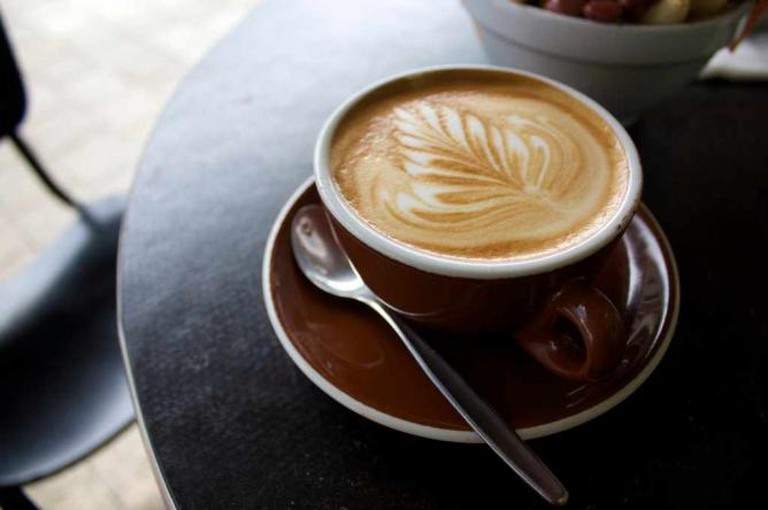 Flat White   © Russell James Smith/Flickr