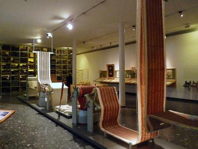 Musée de l'Impression sur Etoffes de Mulhouse | © Ji-Elle/WikiCommons