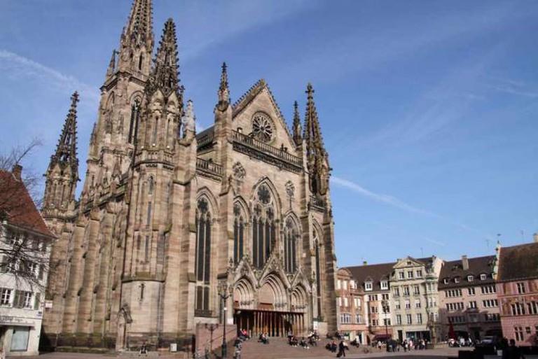 Temple Saint-Étienne | © pilot_micha/Flickr