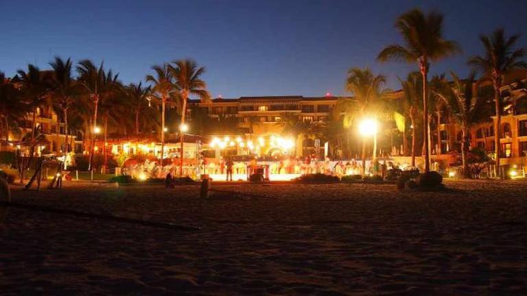 Los Cabos resort © Ian D. Keating/Flickr