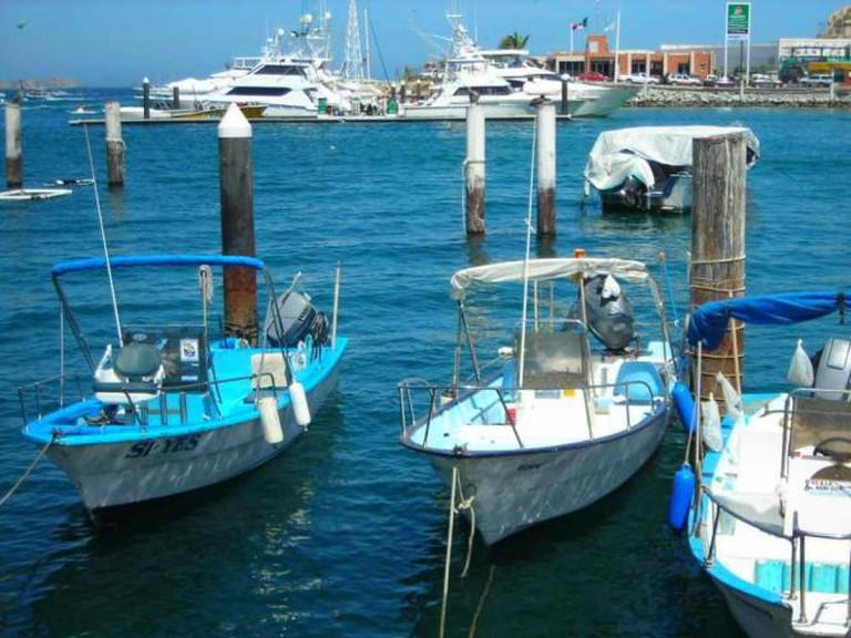 Fishing boats © Lisa Andres/Flickr