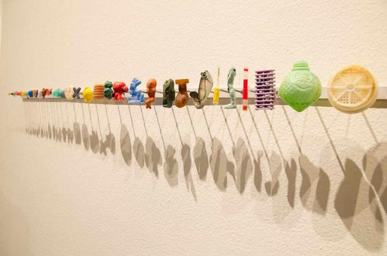 'Economies of Scale' by Pam Longobardi | © Marnie Sehayek