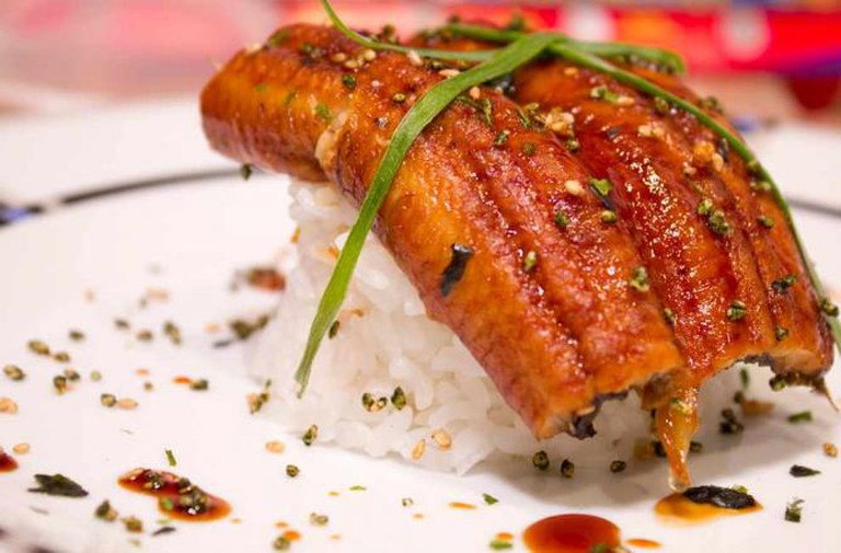 Unagi Over Rice | © Andrew Choy/Flickr