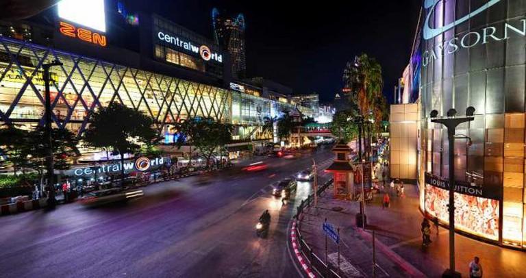 Central World shopping centre | © Neimon/Flickr