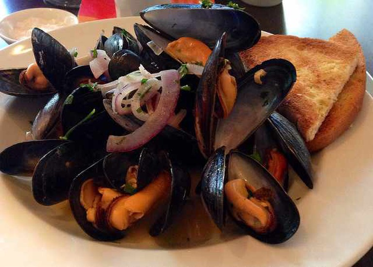 Mussels  ©Smabs Sputzer/Flickr
