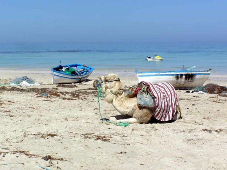 Djerba beach | © Henning Leweke/Flickr