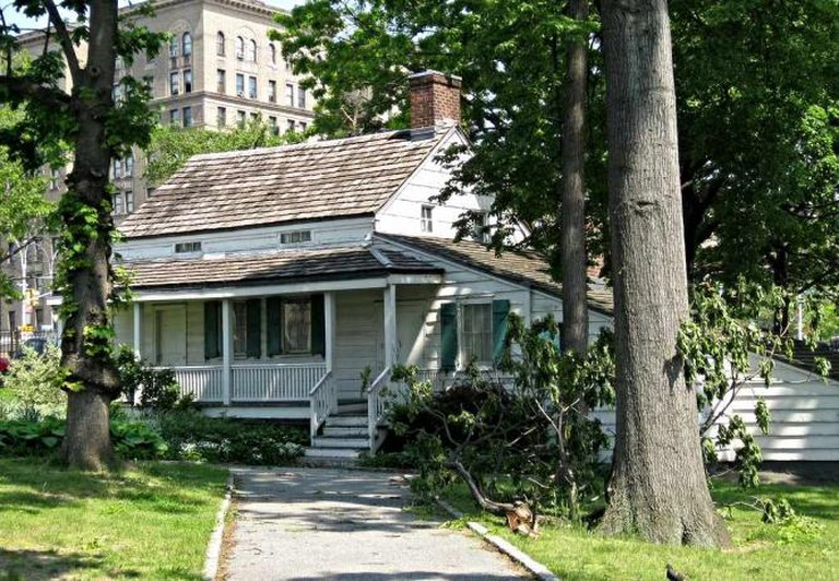 Edgar Allan Poe House, the Bronx | © Kristine Paulus/Flickr