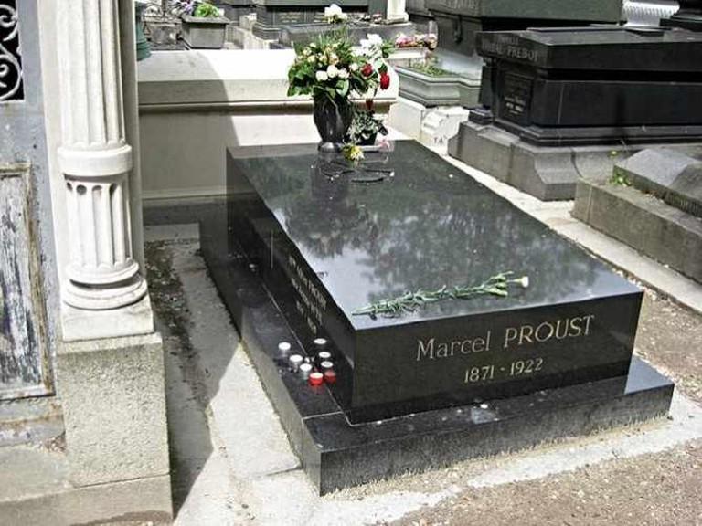 Marcel Proust's grave | © Greg Whalin/Flickr