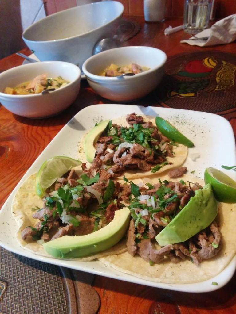 Beef tacos | © Ian Irving/Flickr