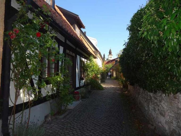 Fiskargränd, Visby | Courtesy of Inspiration Gotland
