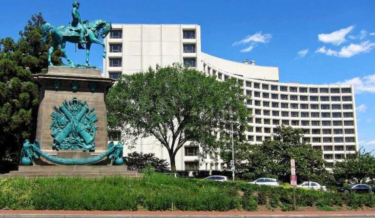 The Hilton, Washington DC | © NCinDC/Flickr