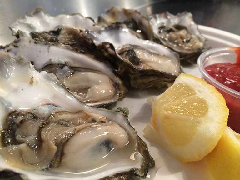 Oysters|©Jeremy Keith/Flickr