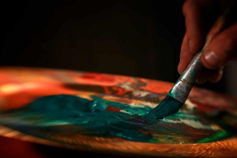 Paint & Palette l © Joe Tamel Photography/Flickr