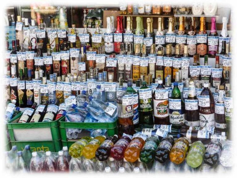 Assortment of bottles l © jans_world/Flickr