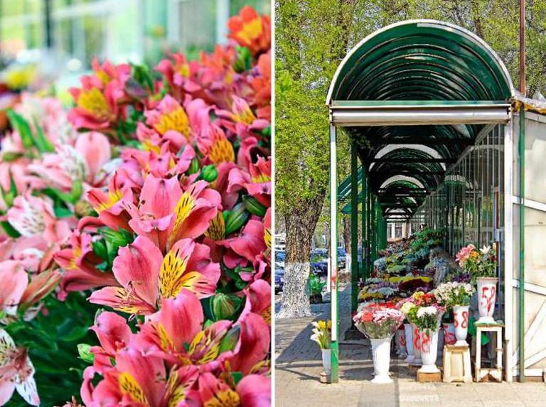 flower market l © Magalie L'Abbé/Flickr