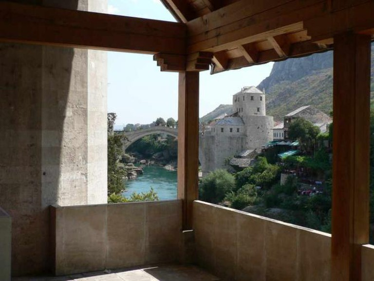View from Koski Mehmed Paša Mosque | Ⓒ Alistair Young/Flickr