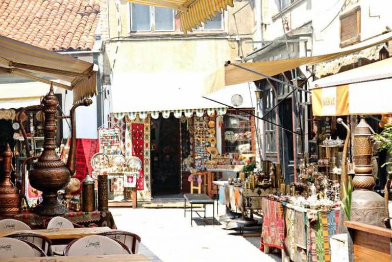 Sarajevo Old Town   Ⓒ Magalie L'Abbé/Flickr