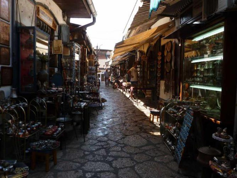 Sarajevo Old Town   Ⓒ Monika/Flickr