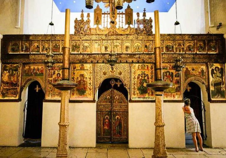 Inside Church of the Holy Archangels | Ⓒ Terekhova/Flickr